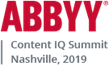 ABBYY Content IQ Summit, Nashville, Tennessee