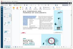 Imposta FineReader come il PDF viewer di default e accedi alle informazioni immediatamente da qualsiasi tipo di PDF