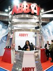 ABBYY at the Mobile Expo in Barcelona