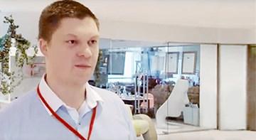 Дмитрий Капралов, КЭС-Холдинг